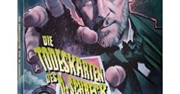 Die Todeskarten des Dr. Schreck - Wicked Metal Collection Nr. 1
