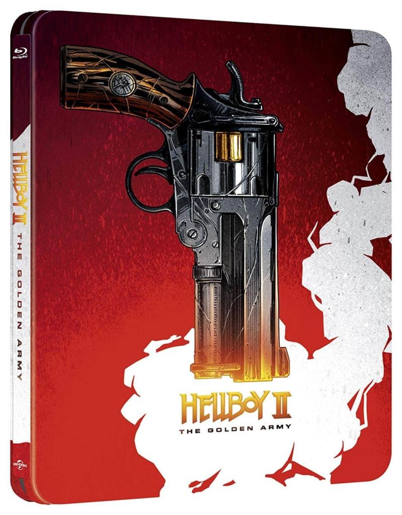 Hellboy 2 Steelbook