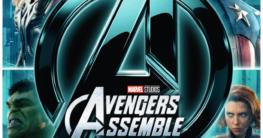 The Avengers 4K Zavvi Steelbook