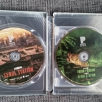 Train to Busan × Seoul Station Plain Archive Discs