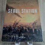 Train to Busan × Seoul Station Plain Archive Steelbook Rückseite