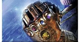 Avengers: Infinity War Steelbook