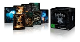Harry Potter 4K Steelbook Complete Collection