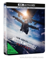 Mission: Impossible 6 - Fallout 4K Steelbook