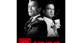 Red Heat MediaMarkt Saturn exklusives Steelbook