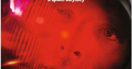 2001 Odyssey im Weltraum 4k Steelbook Zavvi