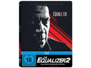 The Equalizer 2 (Exklusives Steelbook)