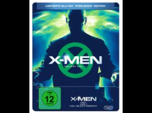 X-MEN TRILOGIE (COLL 1) Steelbook-1)---Steelbook-[Blu-ray]