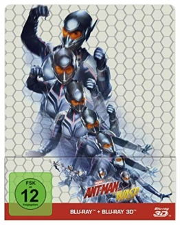 Ant-Man and the Wasp Steelbook