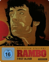 Rambo - First Blood Steelbook