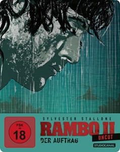 Rambo II - Der Auftrag Steelbook