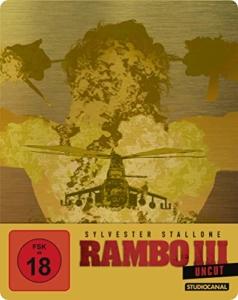 Rambo III Steelbook