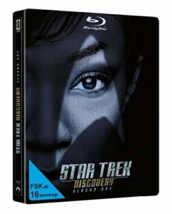 Star Trek - Discovery - Staffel 1 Steelbook