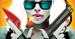 Atomic Blonde 4K Zavvi Steelbook