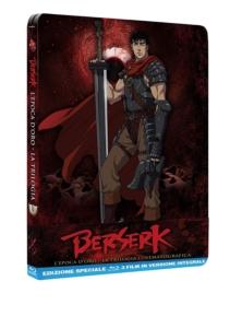 Berserk Trilogie Steelbook