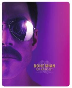 Bohemian Rhapsody Steelbook