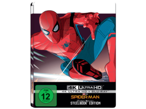 Spider-Man Homecoming 4K Steelbook