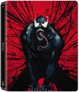Venom Zavvi Steelbook