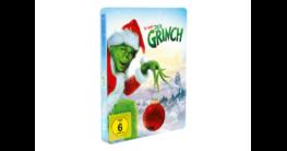 Der Grinch – Exklusives, nummeriertes Lenticular-Steelbook