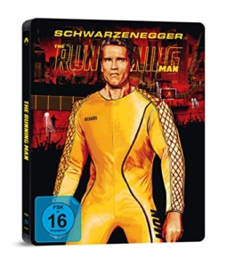 Running Man - Limited Collector s Edition im SteelBook