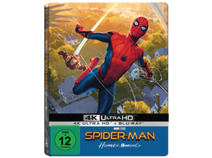 Spider-Man: Homecoming 4K Steelbook