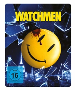 Watchmen - Die Wächter - Limited Steelbook