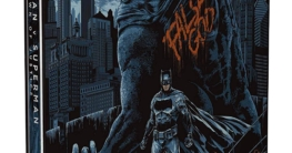 Batman V Superman Mondo Steelbook