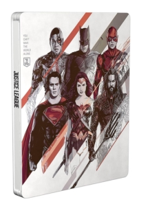 Justice League Mondo Steelbook