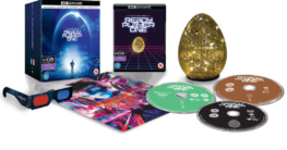 Ready Player One - 4K Ultra HD Zavvi Exklusive Sammeledition