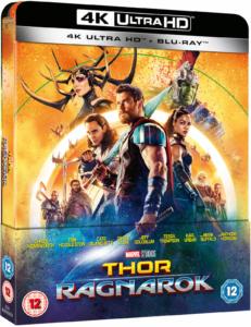Thor 3 Tag der Entscheidung Zavvi Steelbook