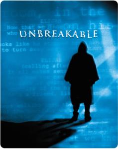 Unbreakable Zavvi Steelbook