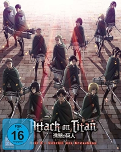 Attack on Titan - Anime Movie Teil 3