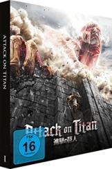 Das Attack on Titan - Film 1 Steelbook