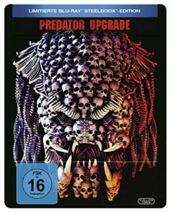 Predator Upgrade Steelbook