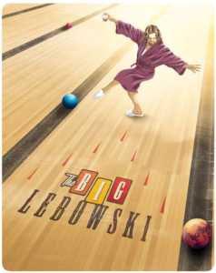 The Big Lebowski - Zavvi Exklusives 4K Ultra HD Steelbook