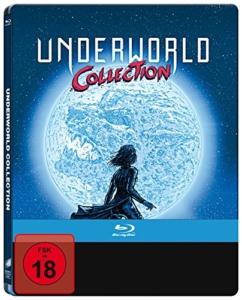 Underworld 1-5 (Limited Steelbook Edition)