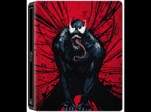 Venom MediaMarkt Steelbook