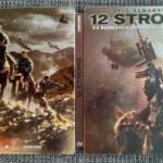 12 Strong Blu-ray Steeelbook