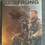 12 Strong Steelbook Vorderseite