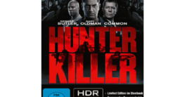 Hunter Killer 4K Steelbook