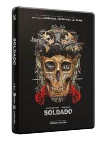 Sicario Day of the Soldado Steelbook Italien