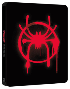 Spider-Man A New Universe Steelbook Italien
