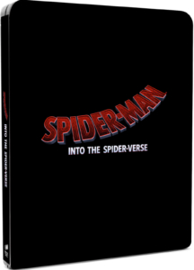 Spider-Man A New Universe - Zavvi Exklusives Steelbook
