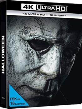 Halloween - Limited Steelbook - 4K Ultra HD