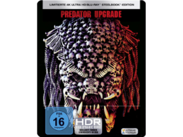 Predator-Upgrade UHD - Steelbook