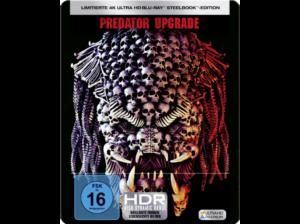 Predator-Upgrade UHD - Steelbook