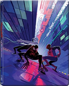 Spider-Man: A new Universe (limited 3D Steelbook Amazon Exklusiv)