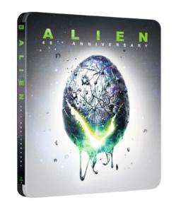 Alien 4K Zavvi Steelbook