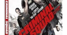 Criminal Squad FR Steelbook