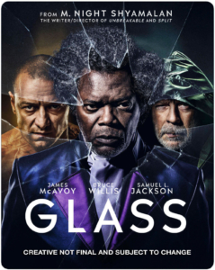 Glass 4K Steelbook
